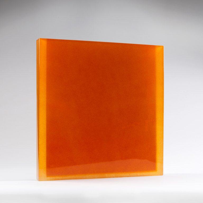Glass sculpture by Udo Zembok