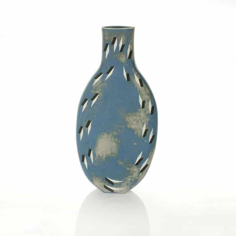 Ceramic sculpture by Elizabeth Fritsch