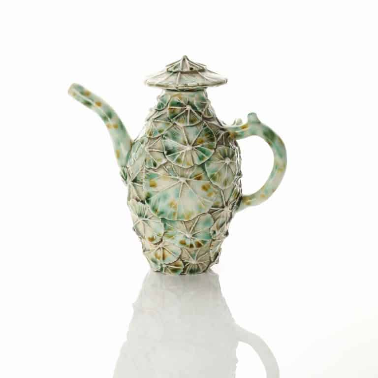 Geisha Teapot, 2014