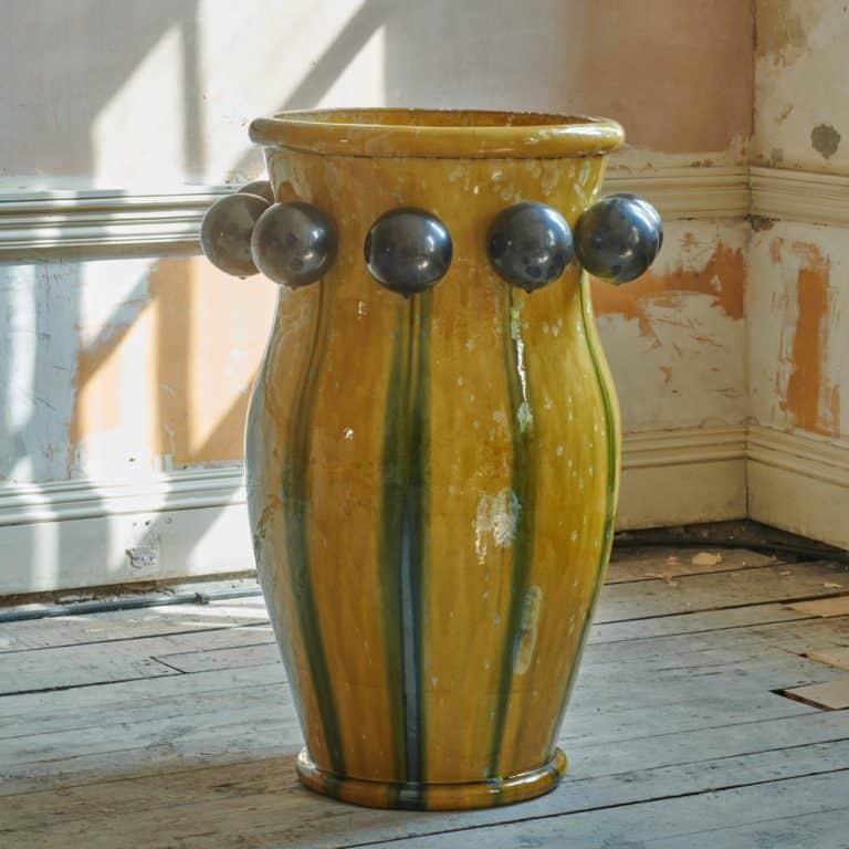 Kate Malone vase in sunlight