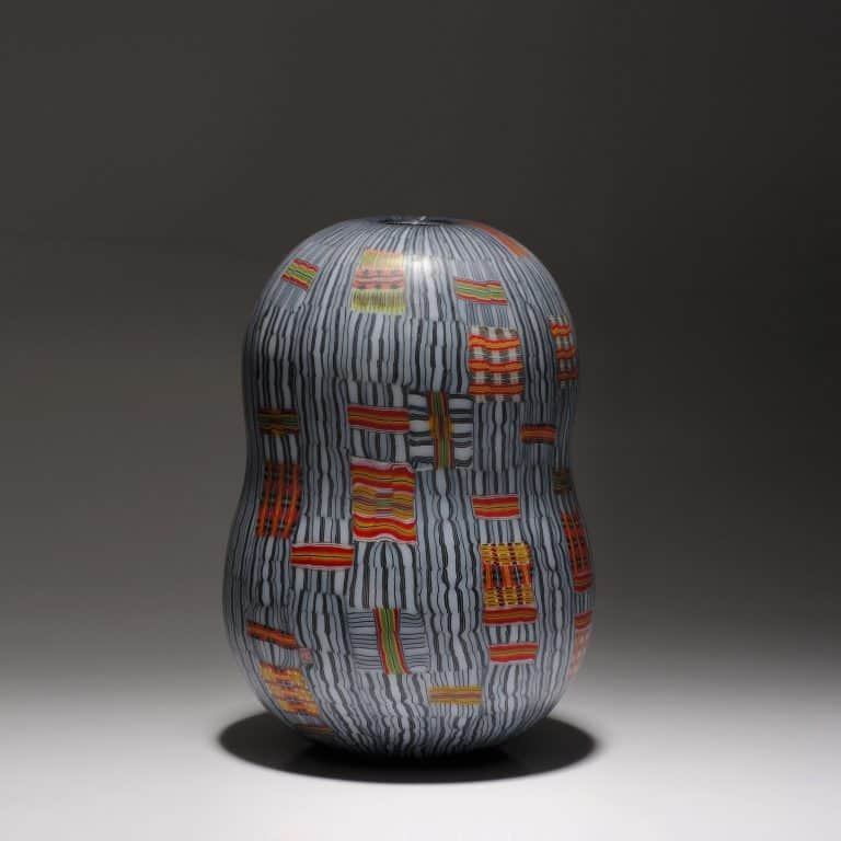 Glass sculpture by Giles Bettison