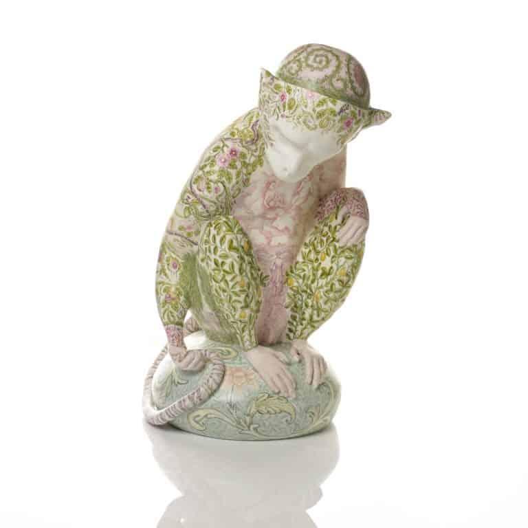Porcelain sculpture by Robin Best
