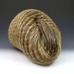 Bamboo sculpture by Chikuunsai IV Tanabe