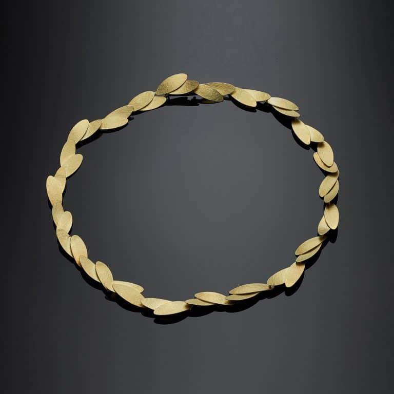Laurel Thin Necklace, 2017