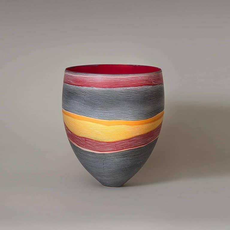 Porcelain sculpture by Pippin Drysdale
