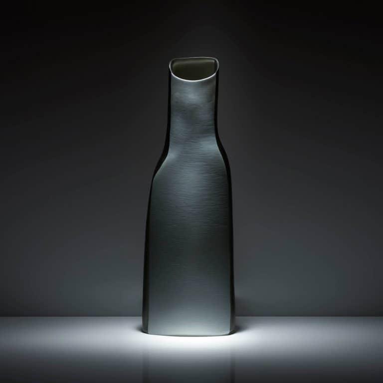 Glass sculpture by Tim Edwards