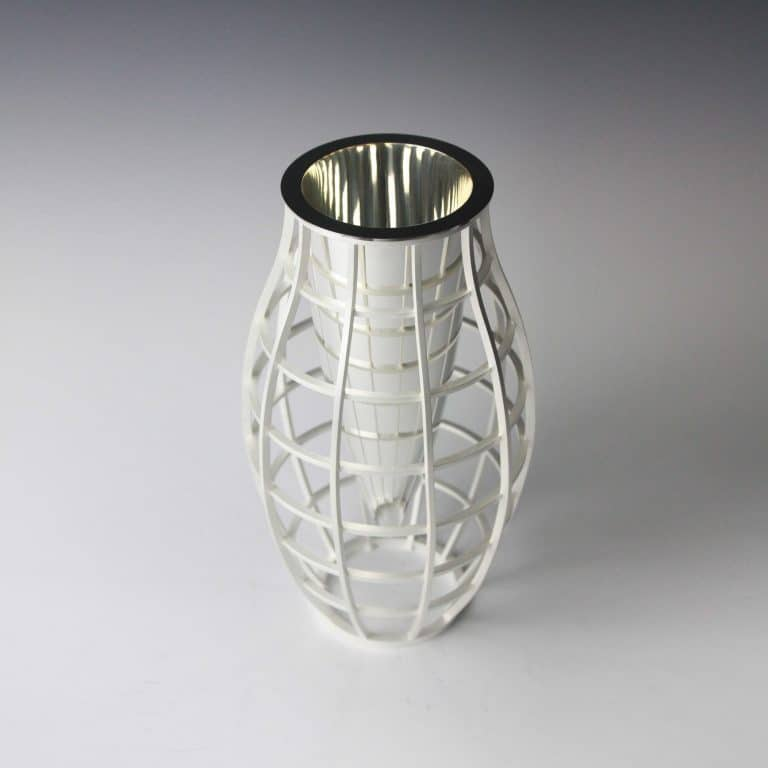 Constructed Vase, 2012