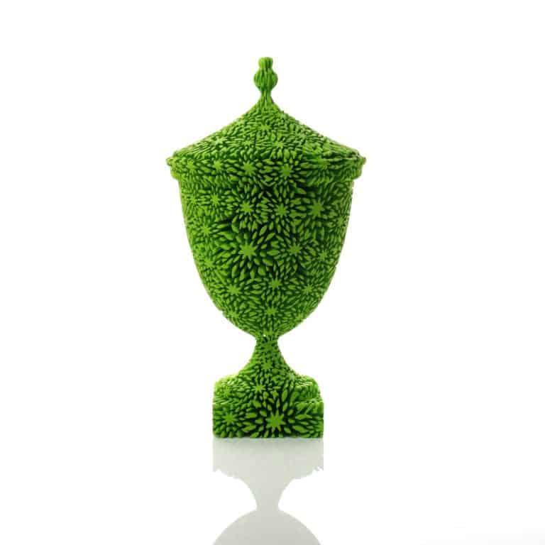 3D Printed Sculpture by Michael Eden