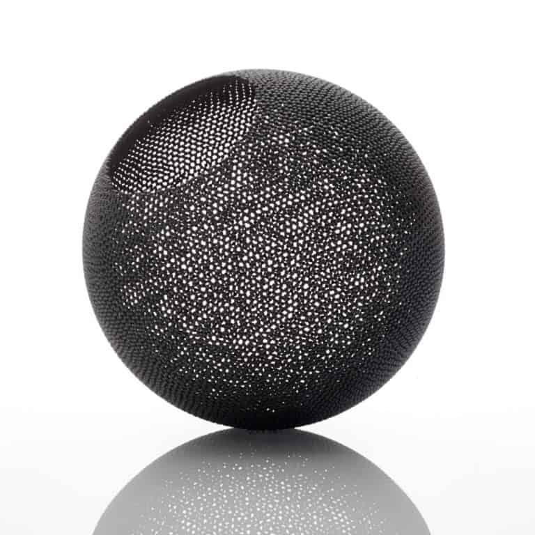 Dark Pearl Globe, 2017