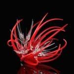 Glass sculpture by Neil Wilkin