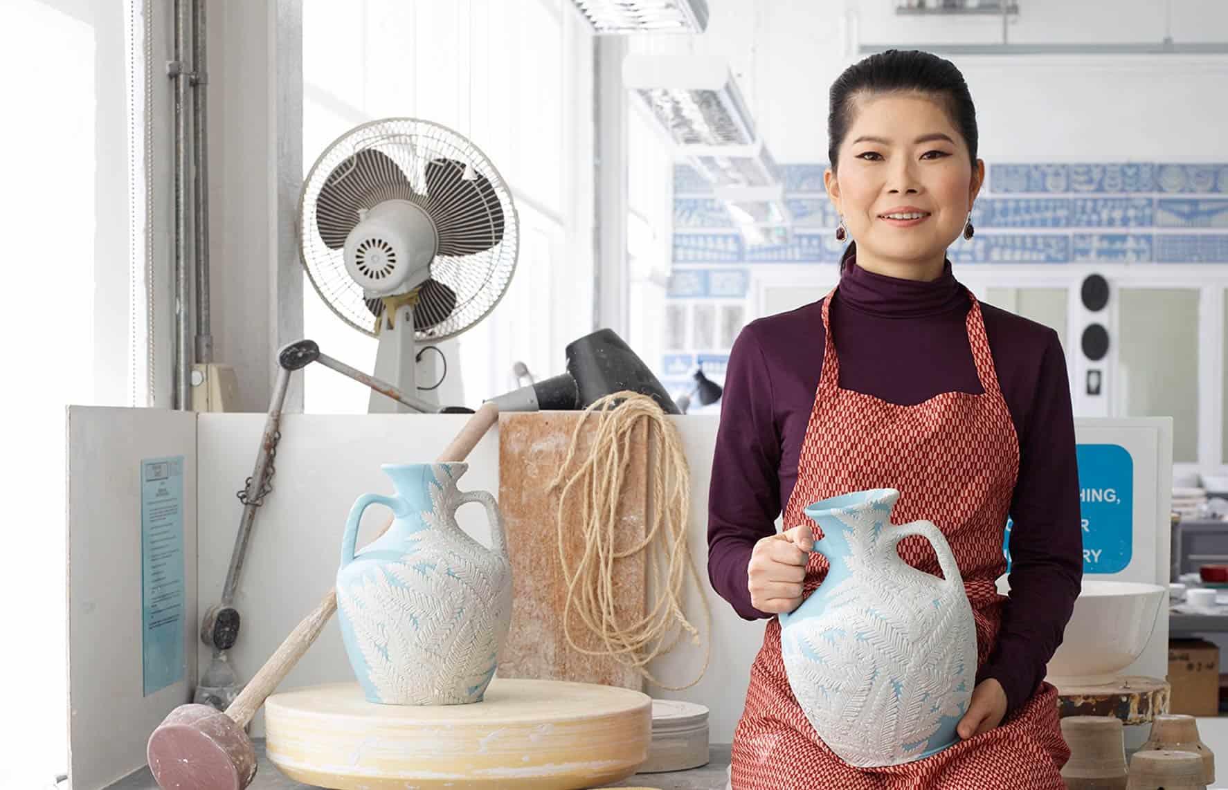 Portrait of Hitomi Hosono
