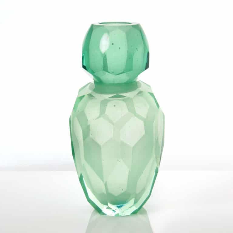 Glass sculpture by Angela Jarman