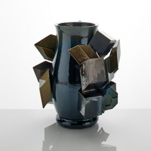 Ceramic sculpture by Kate Malone