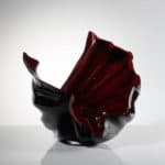 Lacquer sculpture by Takeshi Igawa