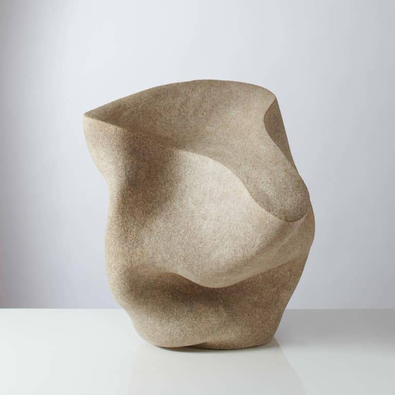 Sculpture by Fernando Casasempere