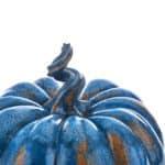 Kate Malone An Australian Blue Pumpkin, 2020 Crystalline-glazed stoneware