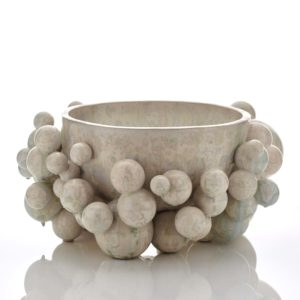 Kate Malone An Atomic Snow Bowl, 2020 Crystalline-glazed stoneware