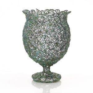 Michael Eden Quercus Vase 2020 3D printed vase