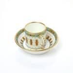 A Sèvres Cup & Saucer, 1780