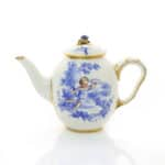 A Sèvres Teapot and Cover
